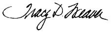 TDW Signature