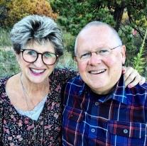 Tracy & Debra in Colorado