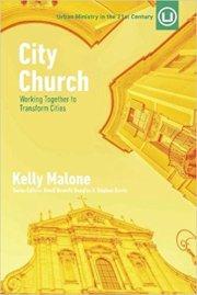 City Church - Kelly Malone Book